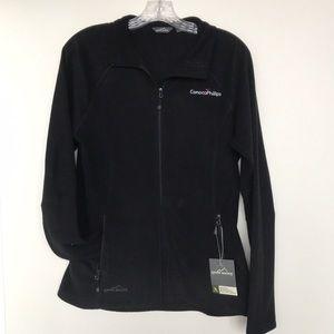Eddie Bauer Micro-fleece Full Zip Jacket